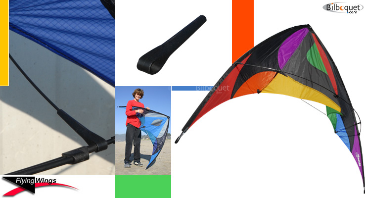 Jonction de whisker pour Beetle Flying Wings