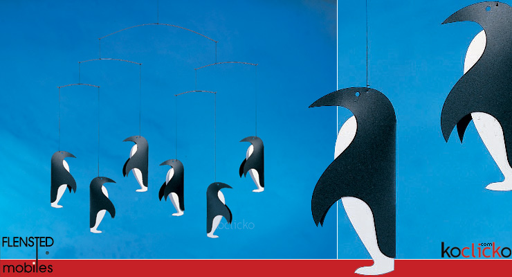 Penguin talk mobile Flensted Mobiles