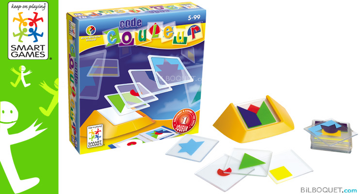 Color code game Smart Games