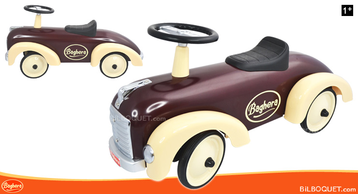 Chocolate Metal Ride-on toy Baghera