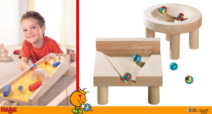 Funnel for ball track set Haba