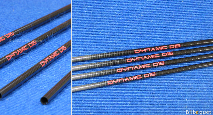 Dynamic Carbon D15/74cm (straight)