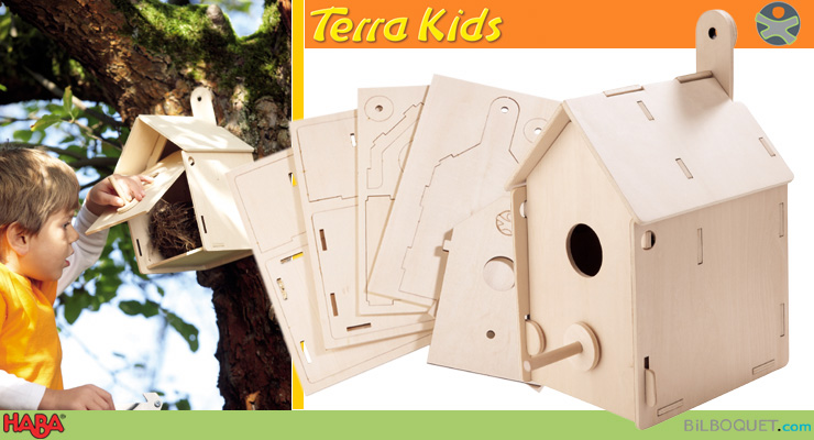 Nesting box construction kit Haba