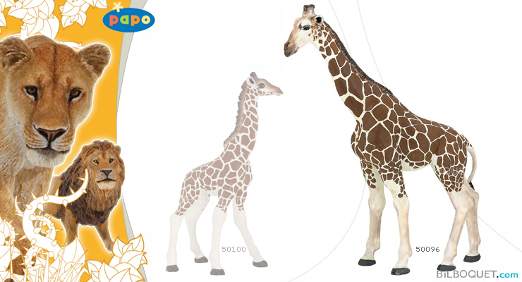 Giraffe Papo