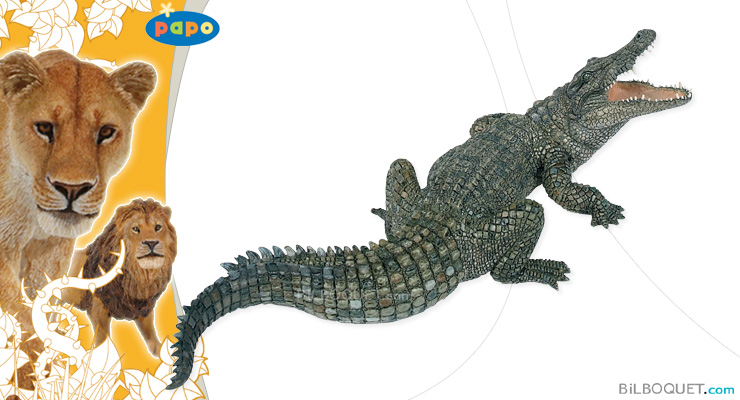 Nile crocodile Papo
