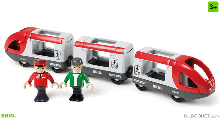 Travel Train BRIO
