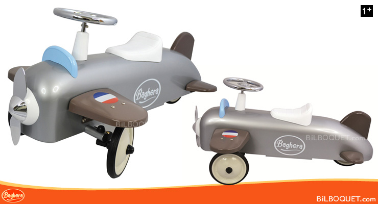 Plane ride-on toy Baghera