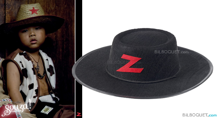 Zorro's Hat 4-10 years Souza for kids
