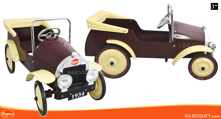 Country pedal car Baghera