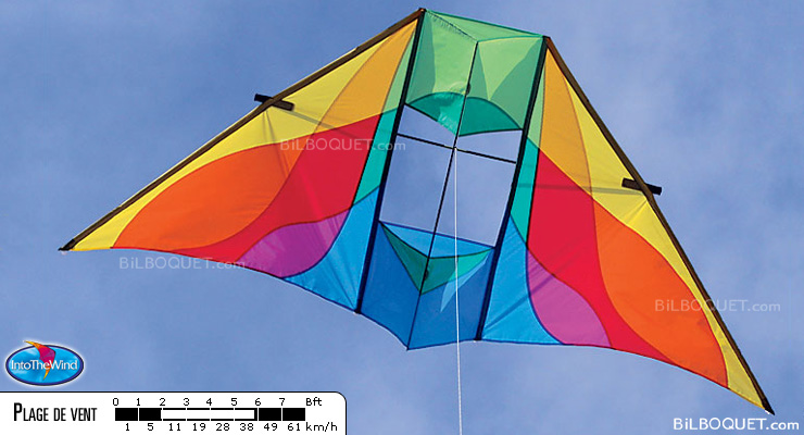 Rocky Mountain Delta Conyne Kite Into The Wind
