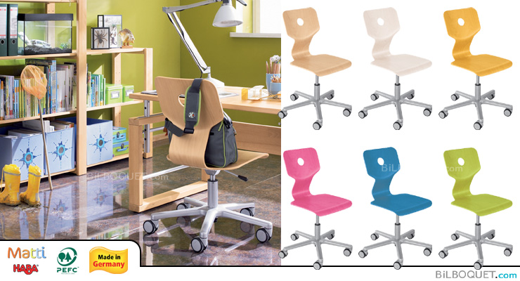 Matti Desk Chair Haba