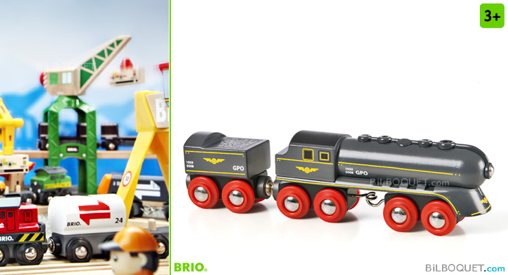 Speedy Bullet Train BRIO