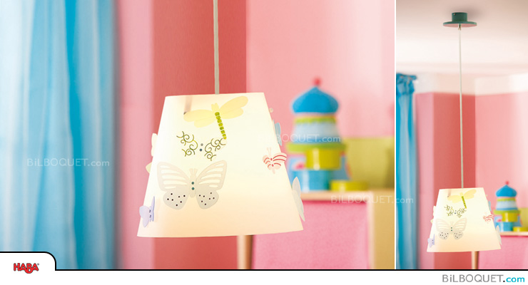 Ceiling Lamp Summer Butterfly Haba