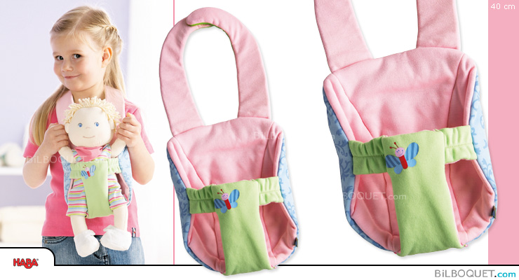 Luca Baby Carrier - Accessory for dolls 40 cm Haba