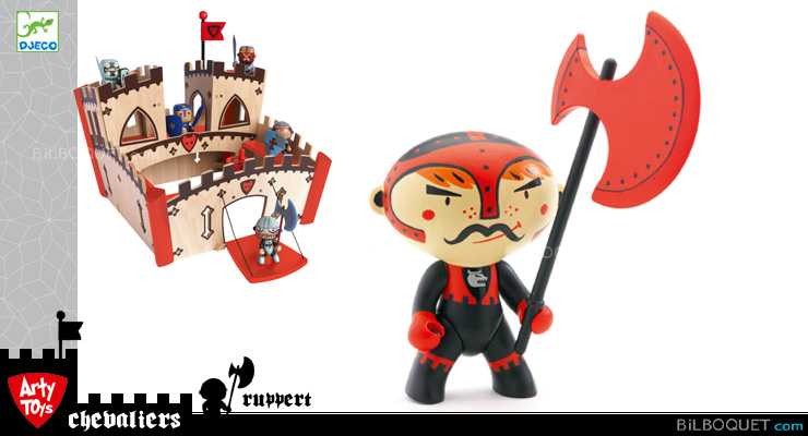 Ruppert - Arty Toys chevaliers Djeco