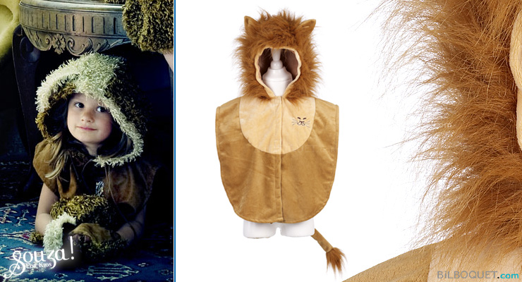 Lion - Costume for kids 3 years Souza for kids