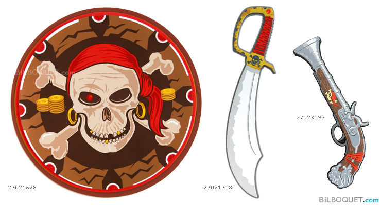 Pirate Gun - Foam Weapons and Costumes Le Coin Des Enfants