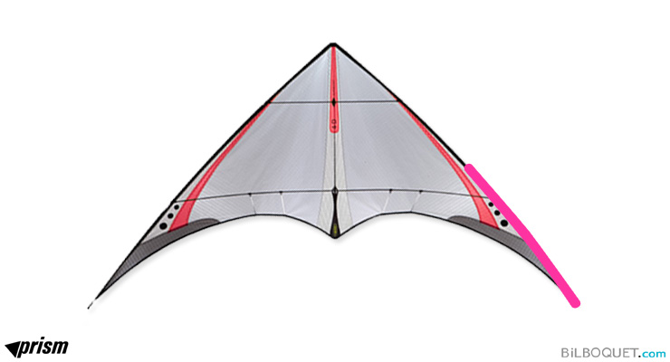 Upper leading edge for Prism 4-D (without ferrule) Prism Kites