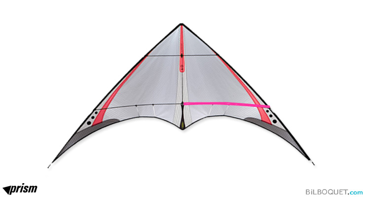 Lower spreader for Prism 4-D Prism Kites
