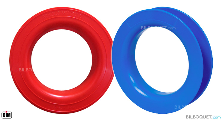 Hoop winder for Single Line Kite Ø 25 cm Colours in Motion