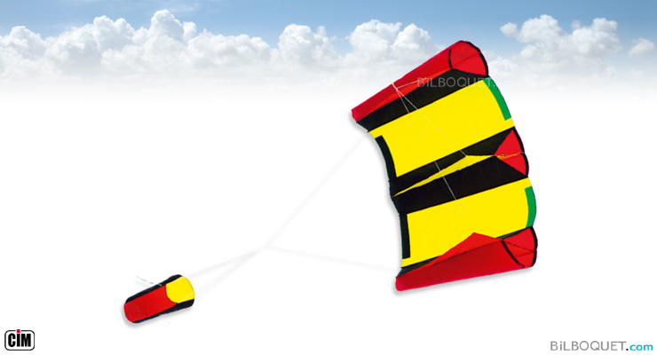 Large Power Sled 24 Style 242x113cm Colours in Motion