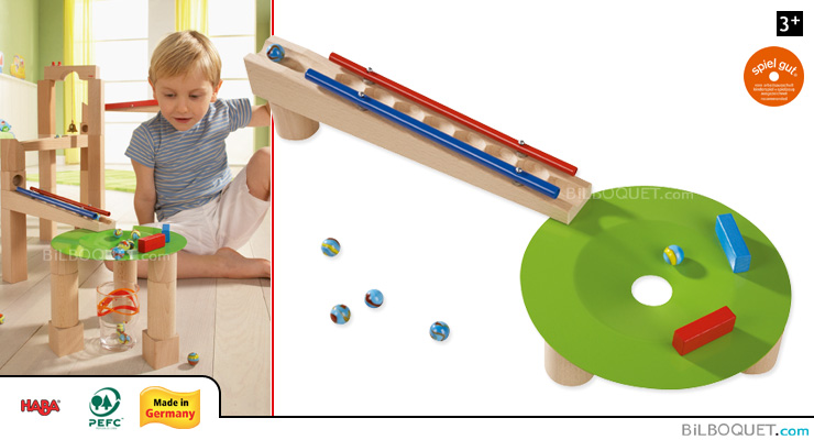 Meadow funnel Complementary for the ball track set Haba