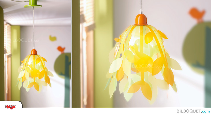Fluttering Leaves Ceiling Lamp Haba