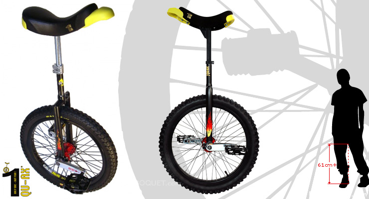 Cross 20 Unicycle QU-AX