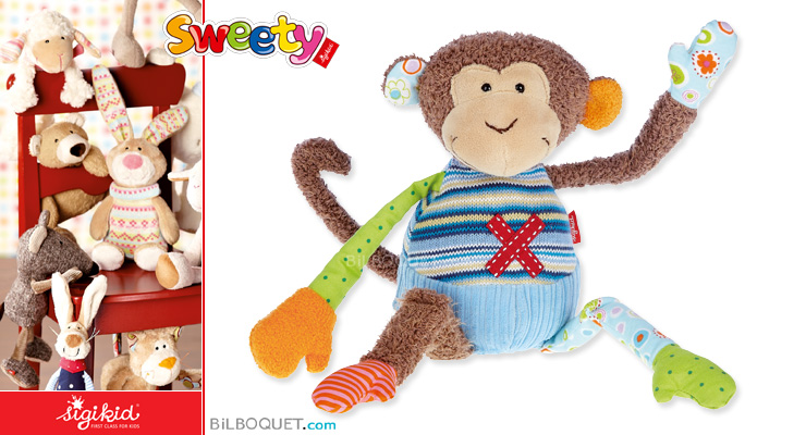 Monkey Sweety Sigikid