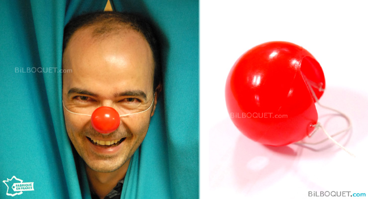 Clown nose Marc Vidal