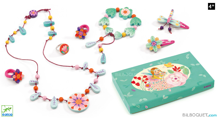 Flower Paradise Jewels Djeco