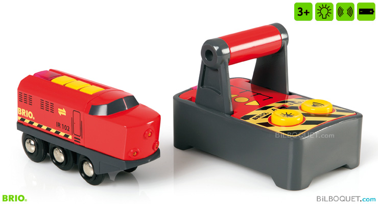 Remote Control Engine BRIO