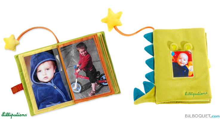Photo Album for kids - Walter Dragon Lilliputiens