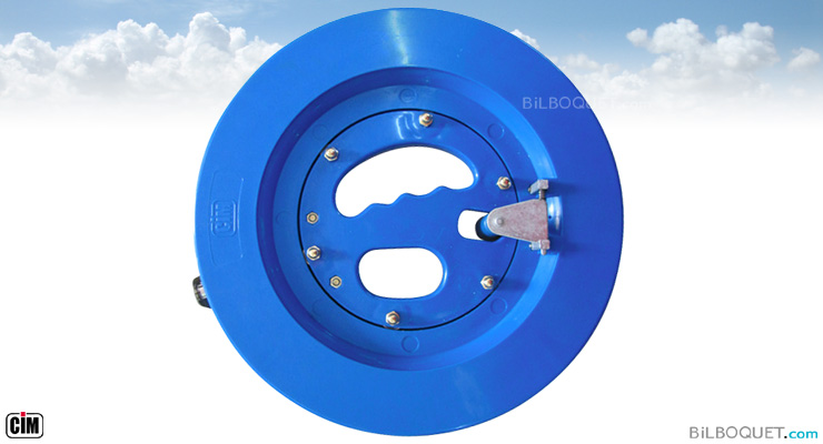 Ball bearing Spool for line 80kg/100m Colours in Motion