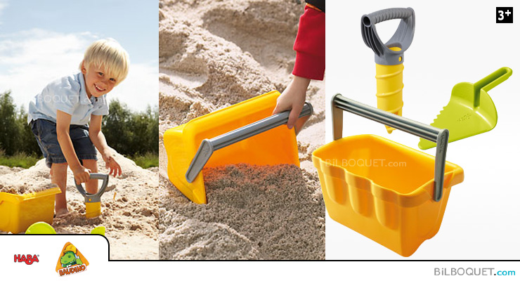Sand Worker Play Set Haba