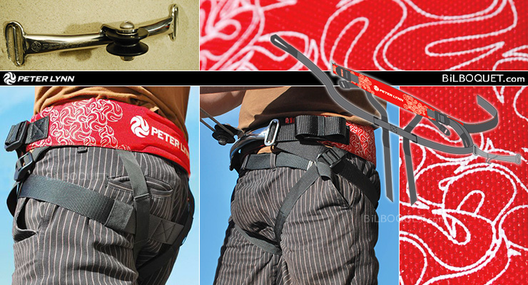 Peter Lynn BASE Harness With Challenger Wheel Spreader - Size L/XL Peter Lynn