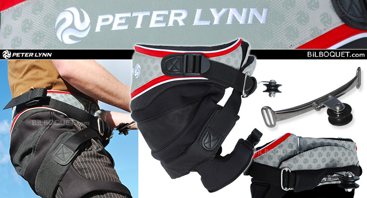 Peter Lynn DIVINE Seat Harness with Bullet wheel spreader - Size M Peter Lynn