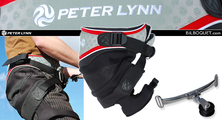 Peter Lynn DIVINE Seat Harness with Prodigy wheel spreader - Size M Peter Lynn