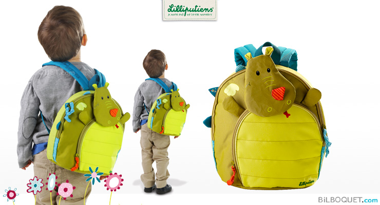 Backpack Walter Dragon Lilliputiens