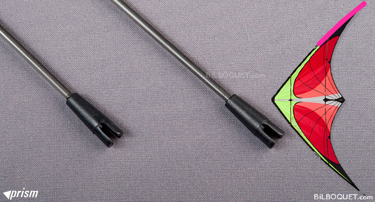 LOWER leading edge for Prism Nexus (WITHOUT ferrule) Prism Kites