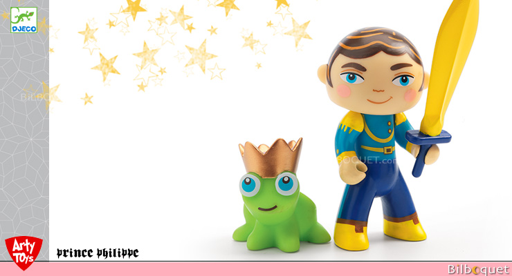 Prince Philippe - Arty Toys Tales and Legends Djeco
