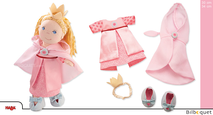 Dress Set Princess - Clothes for 30-34 cm dolls Haba