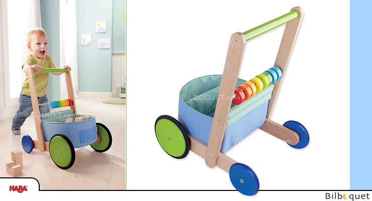 Walker Wagon Color Fun Haba