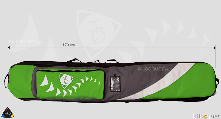 HQ Proline Kite Bag 170 cm green HQ Kites