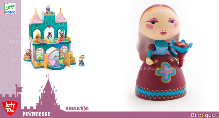 Anouchka - Arty Toys Tales and legends Djeco
