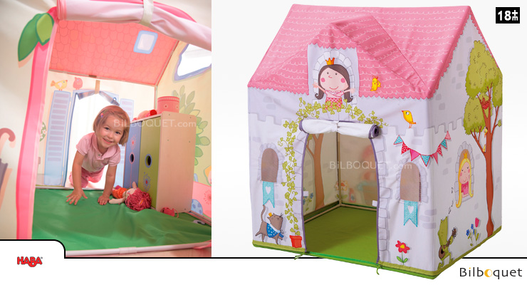 Play tent Princess Rosalina Haba