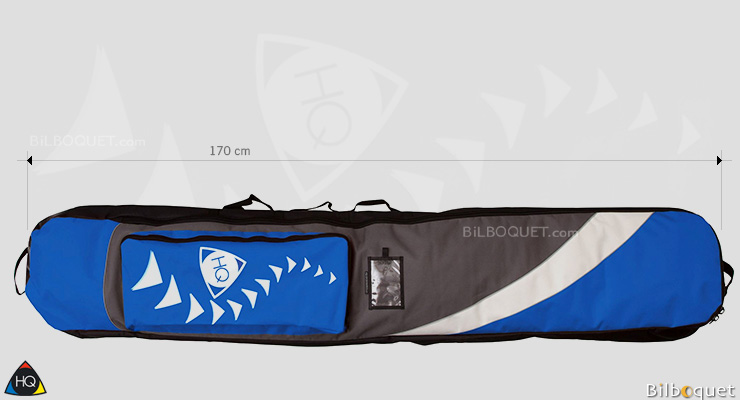 HQ Proline Kite Bag 170 cm blue HQ Kites