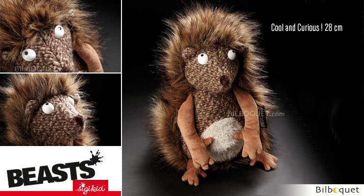 Cool and Curious (plush squirrel) - Sigikid Beasts Sigikid