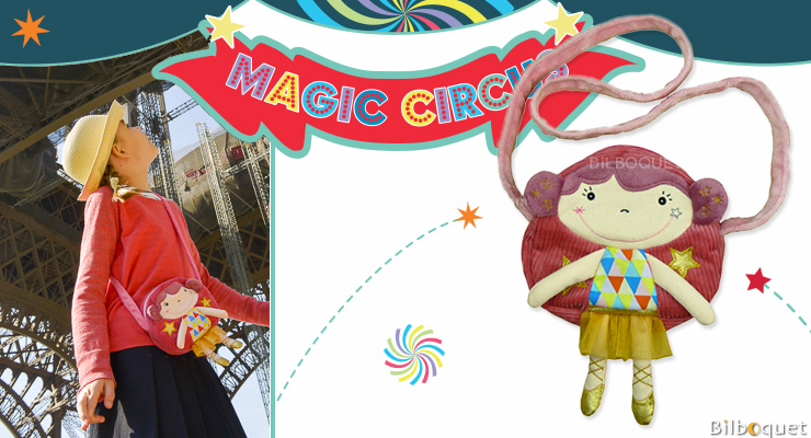 Sac besace Betty - Magic Circus Ebulobo