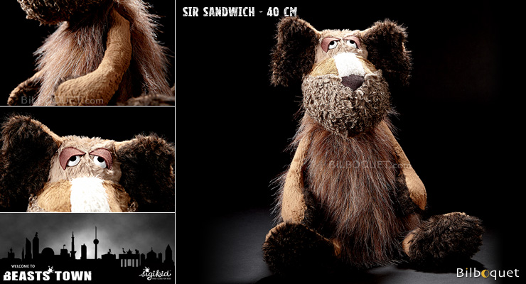 Sir Sandwich Beast Animal Sigikid